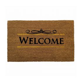 Tapis coco 'Welcome' - 40x60 cm