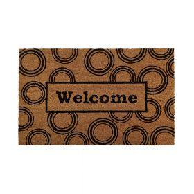Kokosmat 'Welcome' - 40x60 cm