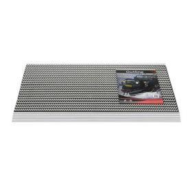 Borstelmat Outline - 50x80 - Grijs