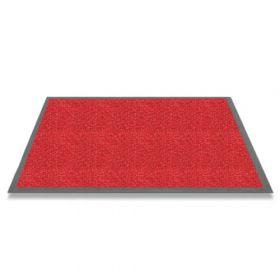 schoonloopmat rood